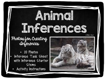 Inference through Photos