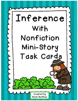 Inference Nonfiction Mini-Passages