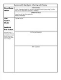 Inference with Poetry Lesson TEMPLATE