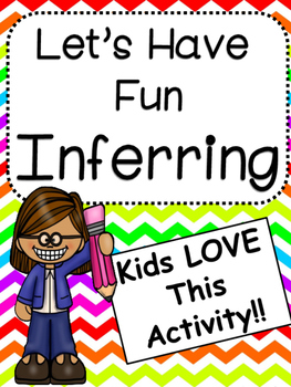 Inferences: Make Inferences With This Fun and Engaging Activity