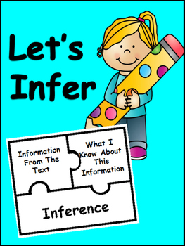 Inferences: Understanding how to make inferences