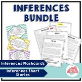 Inferences Bundle (Top 2 *Bestsellers* Bundle!)