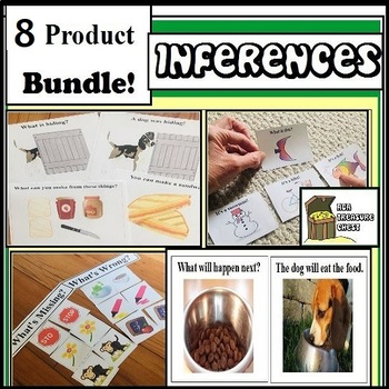 Inferences Bundle, Autism, ABA