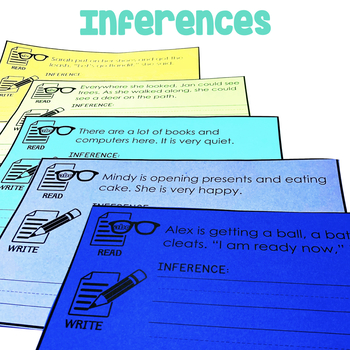Inferences Center