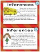 (Inferences) Differentiated Dry Erase Close Reading Task Cards
