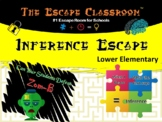 Inferences Escape Room (1 - 2 Grade) | The Escape Classroom