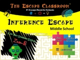 Inferences Escape Room (Middle School) | The Escape Classroom