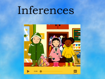 Inferences Flipchart