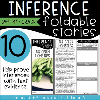 Inferences: Foldable Stories