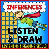 Listening Comprehension Inferences Superhero