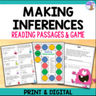 Inferences Reading Passages