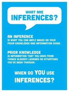 Inferences Poster