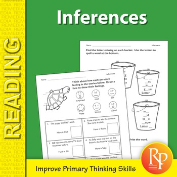 Inferences: Primary Thinking Skills