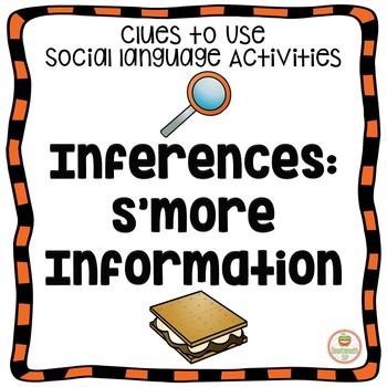 Inferences, social skills, speech