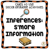 Inferencing Social Skills Lessons