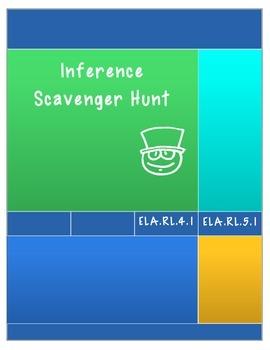 Inferences Scavenger Hunt