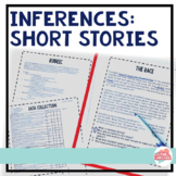 Inferences: Short Stories with Inferential Questions--Dist