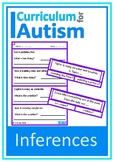 Inferences Social Language Skills Autism Special Education