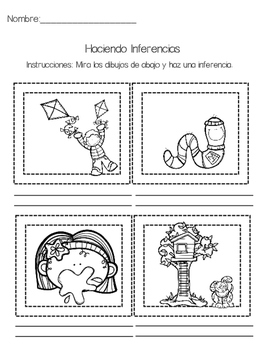 Inferences Spanish