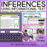 Making Inferences Using Informational Text: 3rd Grade