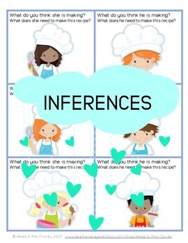 Inferences - What's Cooking Predictions PLS-5 Aud Comp #34