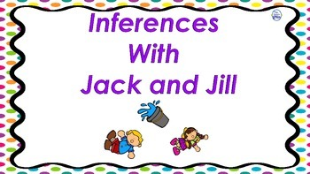 Inferences With Jack and Jill