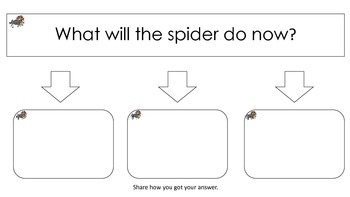 Inferences With The Itsy Bitsy Spider
