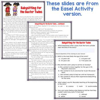 inferences worksheets by deb hanson teachers pay teachers. Black Bedroom Furniture Sets. Home Design Ideas