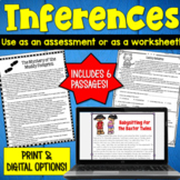 Inferences Worksheets
