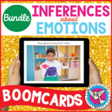 Inferences about Emotions BUNDLE BOOM CARDS™