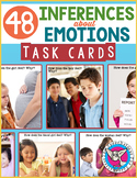 Inferences about Emotions Task Cards