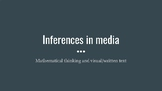 Inferences: an Introduction