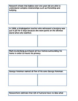Inferences and Paraphrasing