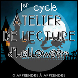 Inférences d'Halloween - 1er cycle