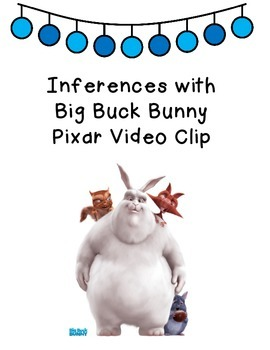 Inferences with Big Buck Bunny