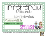 Inferencias con sentimientos -16 Inference w/ feelings SPA