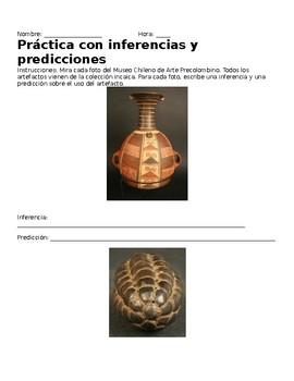 Inferencias y predicciones
