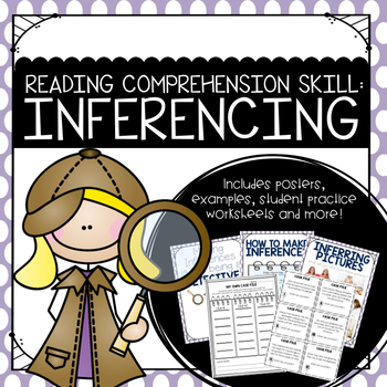 Inferencing {Reading Comprehension Skill}