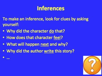 Inferencing
