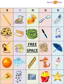 Inferencing Bingo!