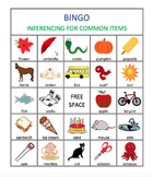 Inferencing Bingo-Common Items