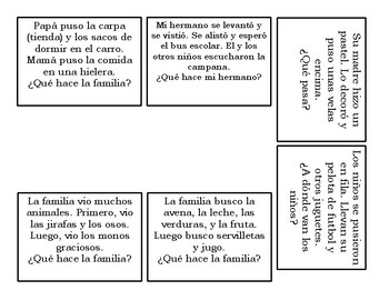 Inferencing Board Game (Spanish)