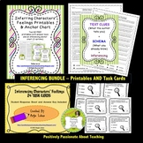 Inferencing Bundle {Infer Characters' Feelings} with Print