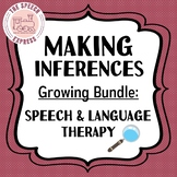 Inferencing Bundle for Middle School Speech and Language Therapy