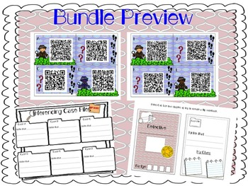 Inferencing Centers with QR Codes