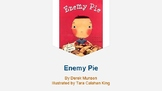 Inferencing, Character Relationships and Motives using the text Enemy Pie