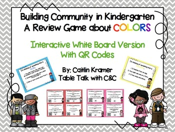 Learn Colors through Inferencing