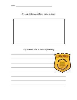 Inferencing Crime Scene Packet