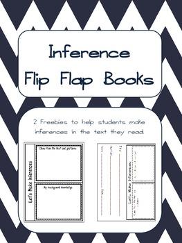 Inferencing Flip Flap Book FREEBIE!