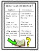 Inferencing Practice - Making an Inference Handouts